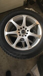 205/60 R16 New Winter Tires with Rims