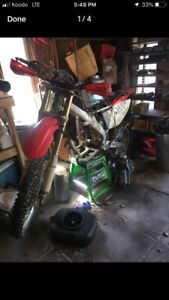 Honda CRF250X full part out