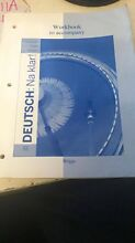 Workbook for Deutsch: Na Klar! by Robert Di Donato, Jeanine Brigg North Ward Townsville City Preview