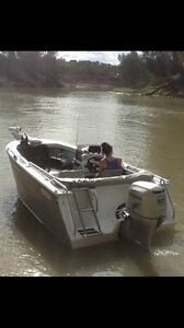 Plate boat Goodnight Wakool Area Preview