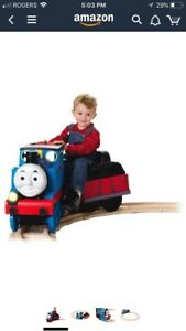 Thomas Ride On Train with extra figure of 8 Track