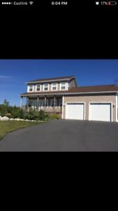 Beautiful private home with attached double garage, Whites Lake