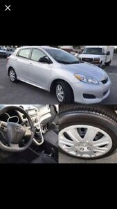 For Sale: Toyota Matrix Hatchback