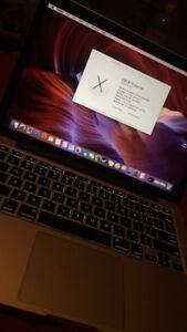 MacBook Pro 13-inch 121 GB