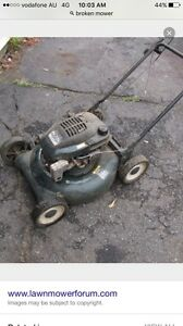 Wanted - MOWERS DEAD OR ALIVE Corio Geelong City Preview