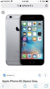 iPhone 6s will trade for tool box! Or 180$