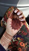 Henna/Mehndi services in GTA