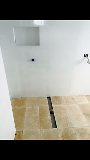 Dps floor and wall tiling