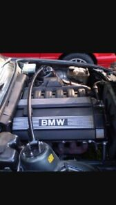 BMW M52 to E30 Swap