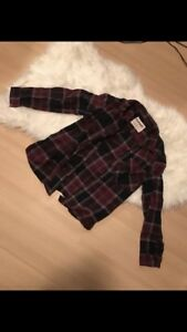 Size Small Flannel Shirt