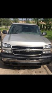 2004 Chevy Silverado 4x4 trade for XMR