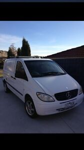 2005 Mercedes Benz Vito CDI 109 Mooroolbark Yarra Ranges Preview