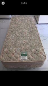 Single bed with, good condition, $85, free delivery