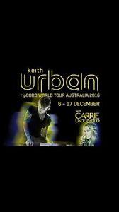 Keith urban Sydney concert tickets Camden Camden Area Preview
