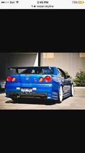 Looking for a r33, r33 or r34
