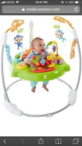 FISHER PRICE JUMPEROO HARDLY USED