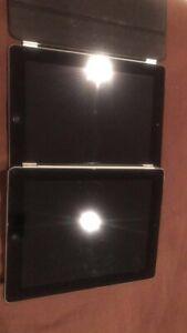 Two Broken iPads