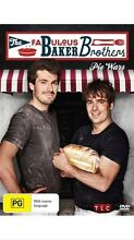 DVD: The Fabulous Baker Brothers - Pie Wars (TV Series, Food) NEW! Craigieburn Hume Area Preview
