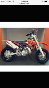 Looking for a Ktm 50 mini