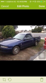 HOLDEN 1998 VS UTE/GAS/COLUMN SHIFT/HWYKMs Hampton Park Casey Area Preview