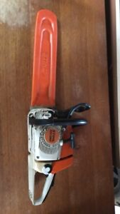 STIHL MS 260 with lots of extras 450!!