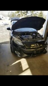 Parting out mazda 3