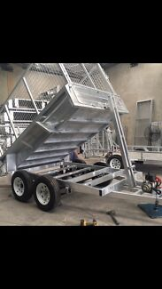 9x5 TIPPER TRAILERS