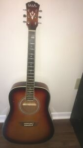 George Washburn edition acoustic guitar