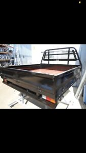 Wanted: WTB: Steel Dual cab tray 89-97 Hilux