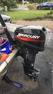15 hp mercury 2 stroke