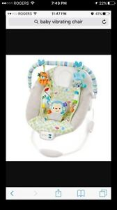 Baby bouncer - excellent condition- tags still on