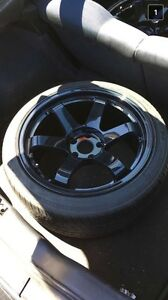 Rota Grids 18x9.5 5x114.3 JDM wheels Officer Cardinia Area Preview