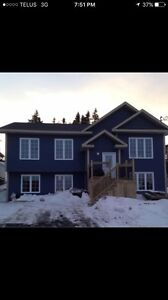 New Premium Quality 3 Bedroom w/recroom in St. Phillips