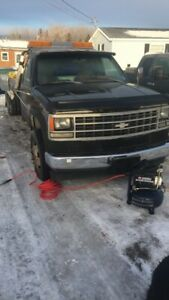 1993 Chevy 3500 HD Tow truck