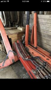 bob sleds heavy duty