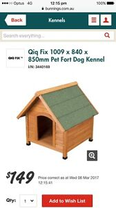 Dog kennel Bondi Eastern Suburbs Preview