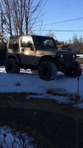 2003 jeep tj 4.0l