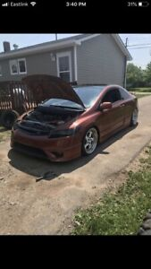 06 civic si $5000 if sold by weekend