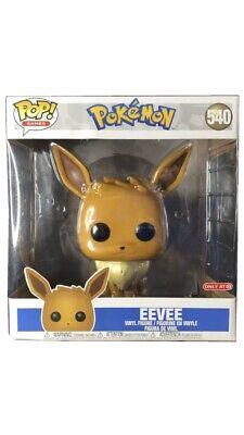 Funko Pop!Animation: Pokemon Eevee (10 inch) Vinyl Figure (Target Exclusive) 540