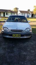 1999 Toyota Corolla Hatchback Raymond Terrace Port Stephens Area Preview