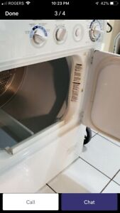 Dryer,Gas dryer  hookup