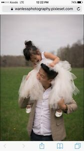 Tutus for mom and toddler