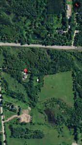 House with Work Shop and private drive 25 acres for rent in ERIN