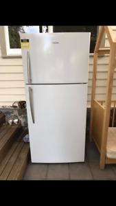 Fridge freezer good as new