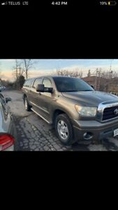 2007 Toyota Tundra Trd off road