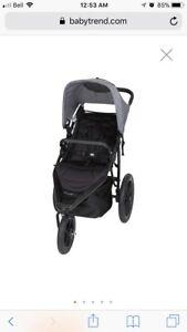 Baby Trend Stealth Jogging Stroller