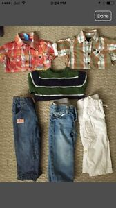 Lot of 3X 12-18 and 18-24M Outfits