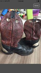 Men's Brahma Cowboy Boots