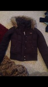Hollister winter coat