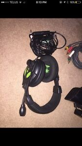 XBox 360, turtle Beach headset, Kinect , 36 games